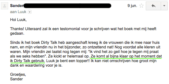 Dirty Talk Geheimen ervaringen review 2